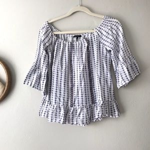 Staccato Tops - Staccato Blouse